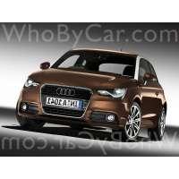 Модель Audi A1