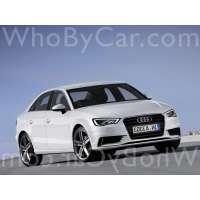 Модель Audi A3