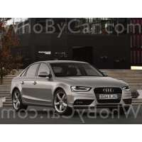 Модель Audi A4