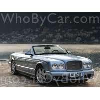 Модель Bentley Azure