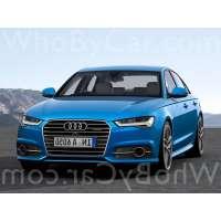Модель Audi A6