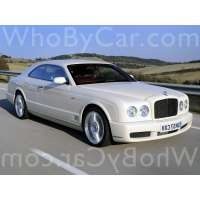 Модель Bentley Brooklands
