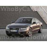 Модель Audi A7