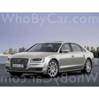 Модель Audi A8