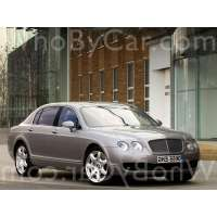 Поколение Bentley Continental Flying Spur