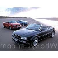 Поколение Audi Cabriolet