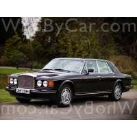 Поколение Bentley Eight