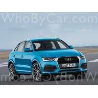 Модель Audi Q3