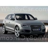Модель Audi Q5
