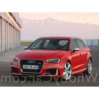 Модель Audi RS3