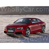 Модель Audi RS5