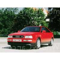 Модель Audi S2