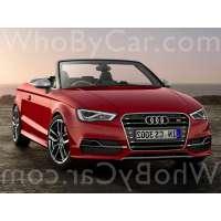 Модель Audi S3
