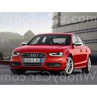 Модель Audi S4