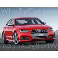 Модель Audi S6