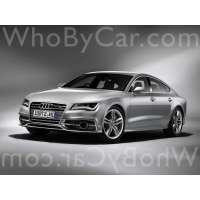 Модель Audi S7