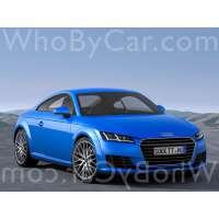 Модель Audi TT