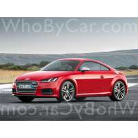 Модель Audi TTS