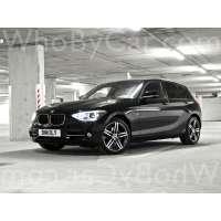 Модель BMW 1er