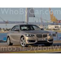 Модель BMW 2er