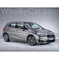 Модель BMW 2er Active Tourer