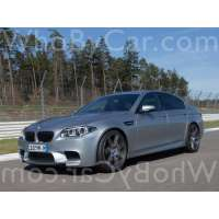 Модель BMW M5