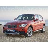 Модель BMW X1