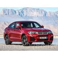 Поколение BMW X4