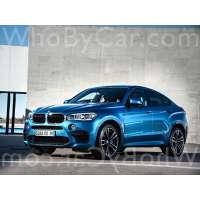 Модель BMW X6 M