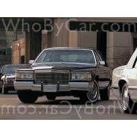 Модель Cadillac Brougham