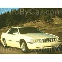 Модель Cadillac Eldorado