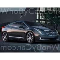Модель Cadillac ELR