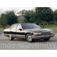 Модель Cadillac Fleetwood