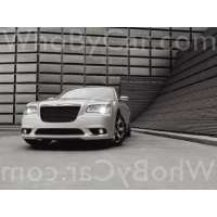 Модель Chrysler 300C SRT8