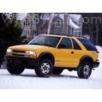 Модель Chevrolet Blazer