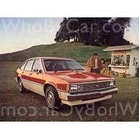 Модель Chevrolet Chevette