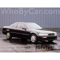 Модель Acura Legend