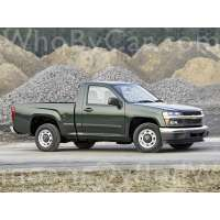 Модель Chevrolet Colorado