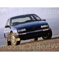 Поколение Chevrolet Corsica