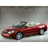 Модель Chrysler Sebring