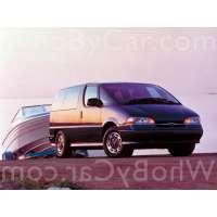 Модель Chevrolet Lumina APV