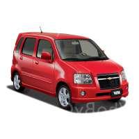 Модель Chevrolet MW