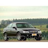 Модель Chevrolet Omega