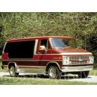 Модель Chevrolet Van