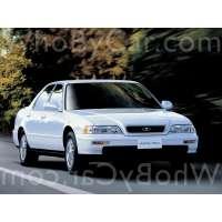 Поколение Daewoo Arcadia