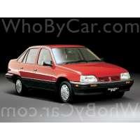 Поколение Daewoo LE Mans