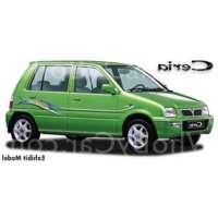 Модель Daihatsu Ceria