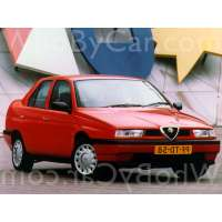 Поколение Alfa Romeo 155