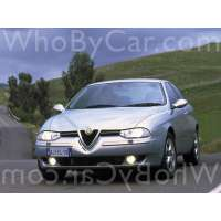 Модель Alfa Romeo 156