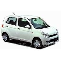 Модель Daihatsu MAX